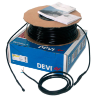 DEVIsafe 20T нагревательный кабель для обогрева кровли