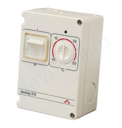 termoregulyator-devireg-610