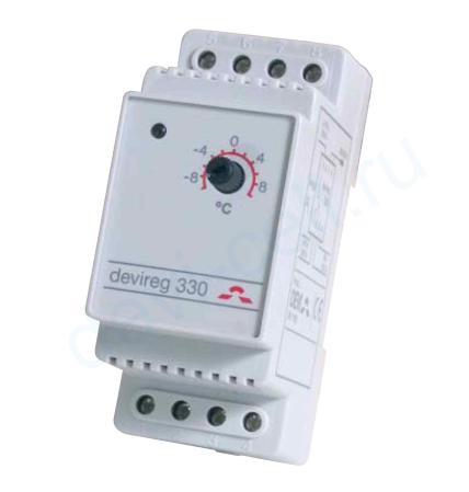 termoregulyator-devireg-330 (t от +5°C до +45°C)