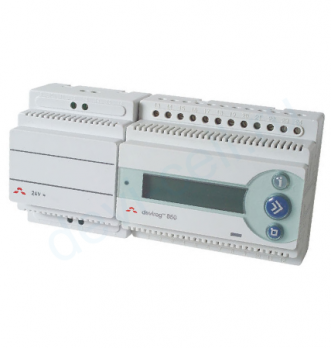 DEVIreg 850 программируемый терморегулятор