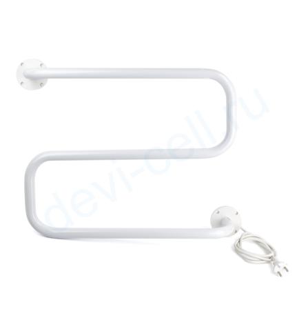 Полотенцесушитель DEVIrail H 40 W (белый) электрический